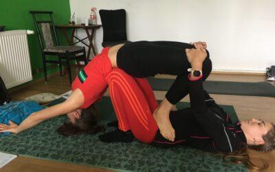 Relaxace i protažení s Thajskou jógovou masáží